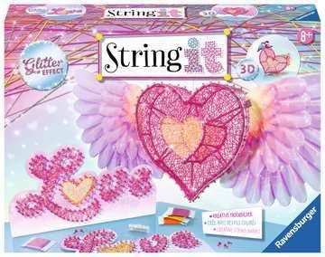 Ravensburger String it 18065 Maxi 3D-Heart