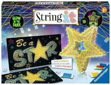 Ravensburger 18052 String it Maxi Star