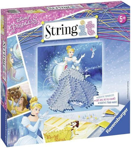 Ravensburger 18030 String It Midi: Princess