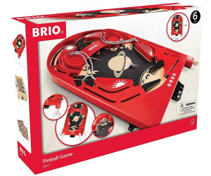 BRIO 34017  Holz-Flipper Space Safari